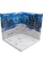 Dioramansion 150 Zubehör-Set für Nendoroid und Figma Actionfiguren Snowy Mountain