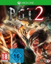 AoT 2 (based on Attack on Titan)  - XBOX One  - 29.03.18