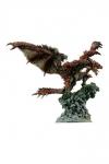 Monster Hunter PVC Statue CFB Creators Model Rathalos Resell Version 21 cm