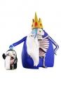 Adventure Time XXRAY PLUS Figuren Doppelpack Ice King & Gunter 11-21 cm