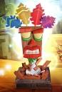 Crash Bandicoot Life-Size Replik Aku Aku Maske 65 cm