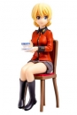 Girls und Panzer der Film Plastic Model Kit 1/20 PLAMAX MF-22 minimum factory Darjeeling 7 cm