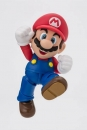Super Mario Bros. S.H. Figuarts Actionfigur Mario New Package Ver. 10 cm