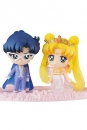 Sailor Moon Petit Chara Minifiguren 2er-Set Neo Queen Serenity & King Endymion 6 cm