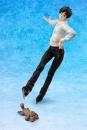Yuri!!! on Ice G.E.M. Serie PVC Statue 1/8 Yuri & Makkachin 18 cm