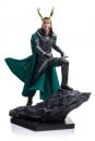 Thor Ragnarok Battle Diorama Series Statue 1/10 Loki 25 cm