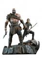 God of War 2018 Statue Kratos & Atreus 38 cm