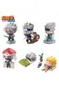 Naruto Shippuden Petit Chara Land Sammelfiguren 6er-Pack Kakashi Special Set 5 cm