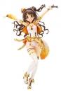 The Idolmaster Cinderella Girls PVC Statue 1/8 Uzuki Shimamura Party Time Gold Version 22 cm
