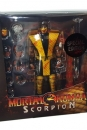 Mortal Kombat Klassic Actionfigur 1/12 Scorpion Special Edition Bloody Ver. 18 cm