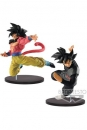 Dragonball Super Son Goku Fes Figuren 21 cm Super Saiyan 4 Son Goku & Goku Black Sortiment