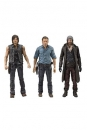 The Walking Dead TV Version Actionfiguren 3er-Pack Allies 13 cm