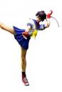 Street Fighter S.H. Figuarts Actionfigur Sakura Kasugano 15 cm