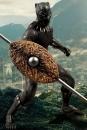 Marvel Universe Actionfigur 1/12 Black Panther 17 cm
