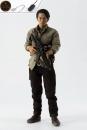 The Walking Dead Actionfigur 1/6 Glenn Rhee Deluxe Version 29 cm