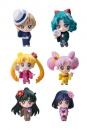 Sailor Moon Petit Chara Sammelfiguren 6er-Pack Soldiers of the Outar Solar System 6 cm