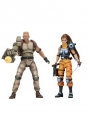 Alien vs. Predator 1994 Actionfiguren Doppelpack Dutch & Linn 18 cm