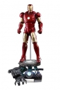 Iron Man QS Series Actionfigur 1/4 Iron Man Mark III Deluxe Version 48 cm