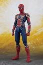 Avengers Infinity War S.H. Figuarts Actionfigur Iron Spider & Tamashii Stage 14 cm