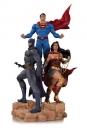 DC Designer Series Statue Trinity by Jason Fabok 49 cm