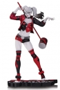 DC Comics Red, White & Black Statue Harley Quinn by Philip Tan 19 cm