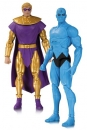 Doomsday Clock Actionfiguren Doppelpack Ozymandias & Dr. Manhatten 17 cm