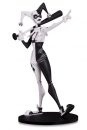 DC Artists Alley Vinyl Figur Harley Quinn Black & White by Hainanu Nooligan Saulque 17 cm