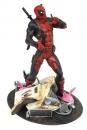 Marvel Gallery PVC Statue Taco Truck Deadpool 25 cm