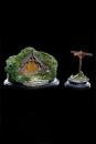 Der Hobbit Eine unerwartete Reise Statue 5 Hill Lane 11 cm