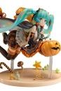 Vocaloid PVC Statue Hatsune Miku Trick or Miku 17 cm