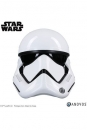 Star Wars Episode VIII Replik 1/1 First Order Stormtrooper Helm Premier Ver