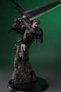 Berserk Statue Guts Black Swordsman 69 cm