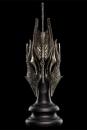 Der Hobbit Die Schlacht der Fünf Heere Replik 1/4 Helm von Ringwraith of Forod 20 cm
