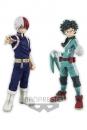 My Hero Academia DXF Figuren 15 cm Izuki Midoriya & Shoto Todoroki Sortiment