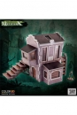 Malifaux ColorED Tabletop-Bausatz 32 mm Downtown Building