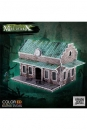 Malifaux ColorED Tabletop-Bausatz 32 mm Train Station