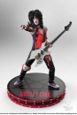 Mötley Crüe Rock Iconz Statue 1/9 Nikki Sixx 22 cm