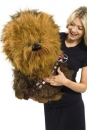 Star Wars Super Deluxe Plüschfigur mit Sound Chewbacca 61 cm *Englische Version*
