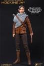 Die Tribute von Panem Catching Fire MFM Actionfigur 1/6 Katniss Everdeen Hunting Ver. 30 cm