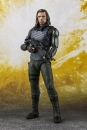 Avengers Infinity War S.H. Figuarts Actionfigur Bucky & Tamashii Effect Impact 15 cm