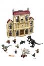 LEGO® Jurassic World™ - Indoraptor-Verwüstung des Lockwood Anwesens