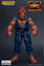 Street Fighter V Arcade Edition Actionfigur 1/12 Akuma Nostalgia Costume 18 cm