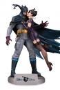 DC Comics Bombshells Deluxe Statue Batman & Catwoman 28 cm