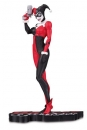 DC Comics Red, White & Black Statue Harley Quinn by Michael Turner 18 cm