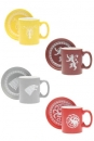 Game of Thrones Espresso-Tassen Set Logos Collectors Edition