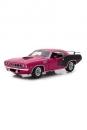 Nur noch 60 Sekunden Diecast Modell 1/18 1971 Plymouth Hemi Cuda