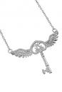 Harry Potter x Swarovksi Halskette & Anhänger Flying Key