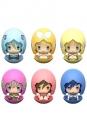 Vocaloid Piyokuru Mini-Figuren 6 cm Sortiment Hatsune Miku 01 & Piapro Characters