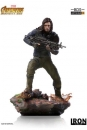 Avengers Infinity War BDS Art Scale Statue 1/10 Winter Soldier 20 cm