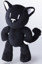 The World Ends with You - Final Remix Action Doll Plüschfigur Mr. Mew 26 cm